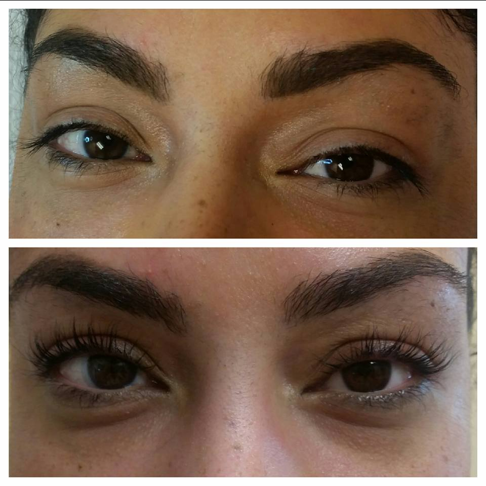 Not all Lashes need Extensions....