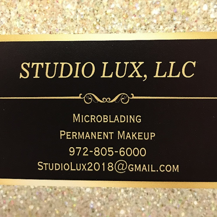 Studio Lux card