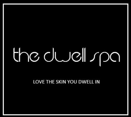 the dwell spa square logo
