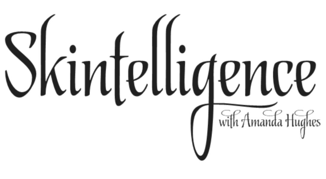 skintelligence with amanda hughes logo