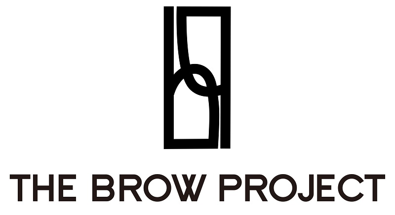 the brow project logo